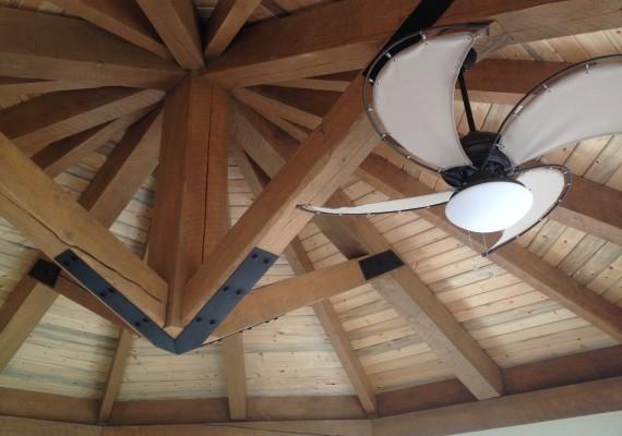 Timber & Log Trusses